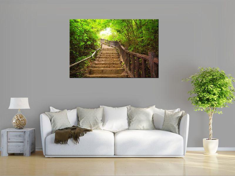 Obraz drukowany na płótnie canvas 120x80 + GRATIS zdjęcie 3