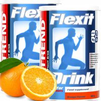 Nutrend Flexit Drink 2X400 g MSM COLLAGEN KOŚCI