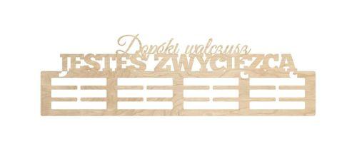DW022 Wieszak na medale Dopóki walczysz na Arena.pl