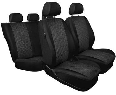 Ford Fiesta VI MK6 Pokrowce fotele szyte na miarę