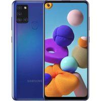 Smartfon Samsung Galaxy A21s 32GB Dual SIM Niebieski