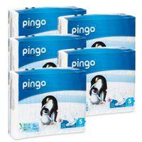 Pieluszki Pingo Ultra Soft 5 JUNIOR 180szt. (5x36)