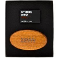 ZEW - Zestaw mydło do brody i szczotka kartacz