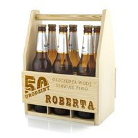 Nosidełko Skrzynka na piwo GRAWER PREZENT URODZINY ŚWIĘTA