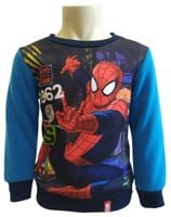 Bluza Spiderman Spider-Man 8 lat 128 Licencja Marvel (DHQ1429)