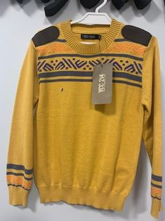 YCC Sweter chłopięcy 122- 128 cm, 7-8 lat 7-8 lat