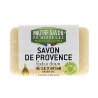 Mydło marsylskie olej arganowy 100 g - Maître Savon