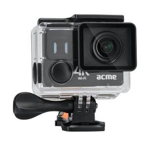 Kamera sportowa Acme VR302 4K z Wi-Fi, pilotem i akcesoriami