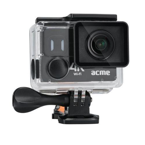 Kamera sportowa Acme VR302 4K z Wi-Fi, pilotem i akcesoriami na Arena.pl