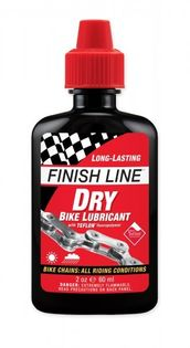 Olej FINISH LINE PTFE PLUS DRY 60ml butelka