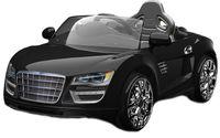 Samochód typu roadster autko dla dzieci - czarny stoys
