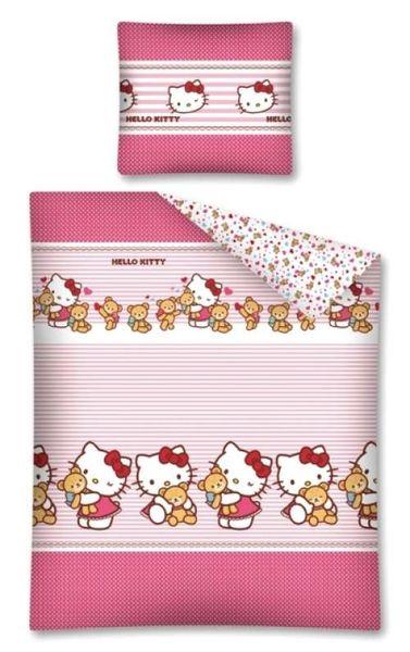 Pościel Hello Kitty 140x200 zdjęcie 1