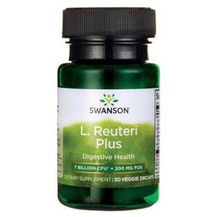 SWANSON L.Reuteri (rhamnosus, acidophilus) 30 kapsułek