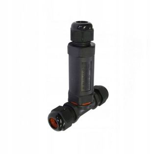 Złącze kablowe typu T CSJ 3x2,5mm 230V hermetyczne