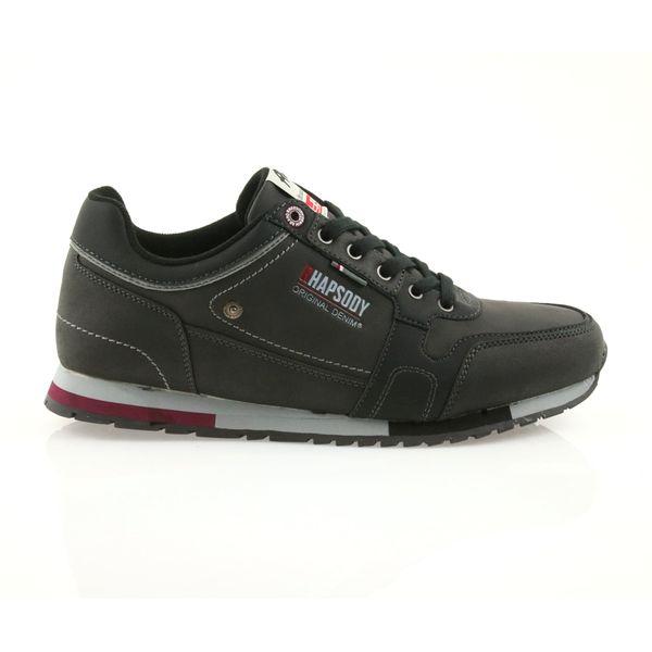 ADI buty męskie sportowe czarne American r.45 zdjęcie 1