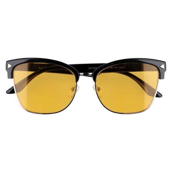 Okulary Pilotki rozjaśniające dla kierowców do jazdy nocą 9