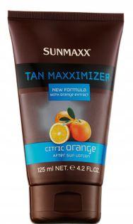 Sunmaxx mleczko po opalaniu wzmacniacz opalenizny