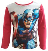 T-Shirt Avengers 4 lata r104 Licencja Marvel (HQ1289)