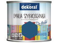 Farba Dekoral Akrylux Emalia szybkoschnąca (0.5 l, Jakiś kosmos)