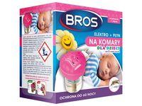 BROS elektro + płyn na komary Dla dzieci Bros 453