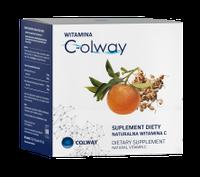 Witamina C Colway- Kapsułki w blistrach