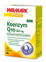 Koenzym Q10 forte 60 mg 30 kaps. Walmark