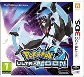 Gra Nintendo Pokemon Ultra Moon 3DS 2DS