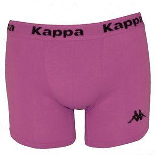 Bokserki męskie KAPPA Rozmiar - M, Kolor - Różowy