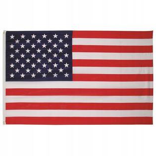 Flaga na maszt 90 x 150 cm USA