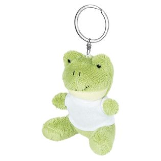 Pluszowa żaba, brelok | Sallie