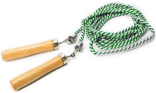 Skakanka nylonowa Allright zielona