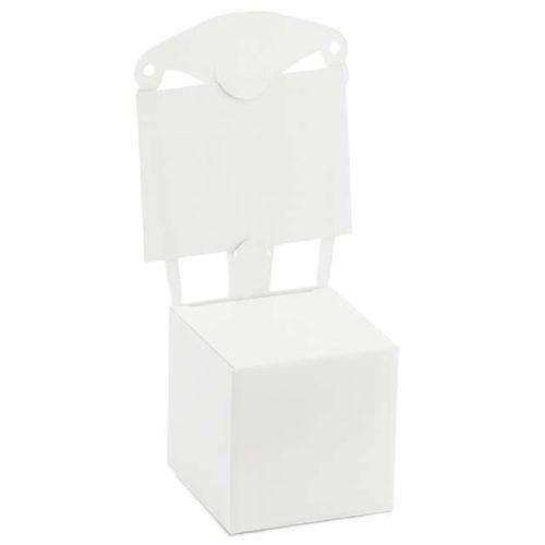 krzesełka PUDEŁECZKA dla gości i winietki 2w1 x10 na Arena.pl