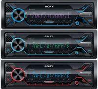 SONY DSX-A416BT Radioodtwarzacz multimedialny z łączem Bluetooth /NFC