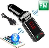 TRANSMITER SAMOCHODOWY BLUETOOTH FM USB