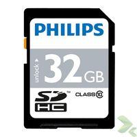 Philips Karta Pamięci SDHC 32GB Class 10