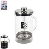 Szklany Zaparzacz Do Kawy / Herbaty French Press 600Ml Orion
