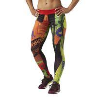 Legginsy Reebok CrossFit Chase damskie getry dwustronne sportowe L