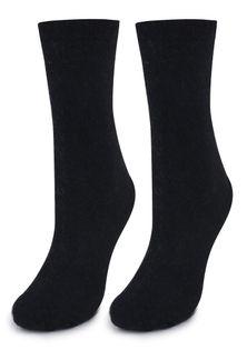 Skarpetki Damskie Bawełniane N72 Marilyn BLACK 35/39