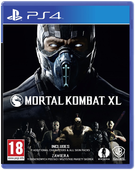 MORTAL KOMBAT XL PL PS4