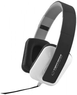 EH137K Esperanza słuchawki audio jazz czarne