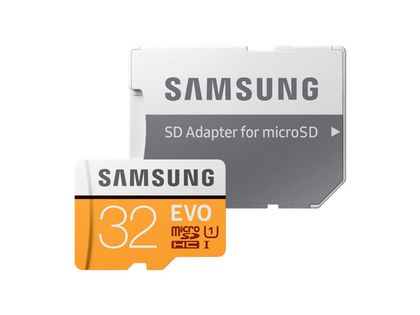 Samsung EVO microSDHC 32GB UHS-I U1 MB-MP32GA/EU