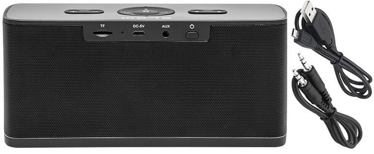 Głośnik Bluetooth Blow BT410 FM microSD ZEGAR zdjęcie 3