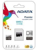 Karta pamięci ADATA micro SDHC 8GB UHS-1 Class 10