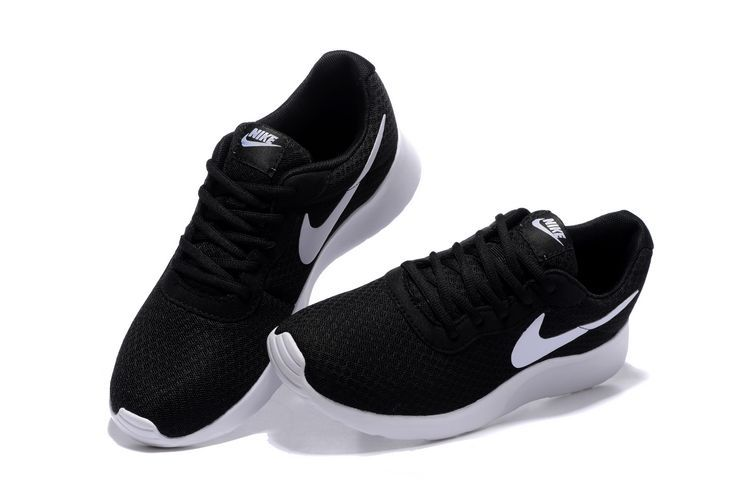 buty nike czarne biala podeszwa