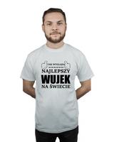 Koszulka męska NAJLEPSZY WUJEK roz XXL