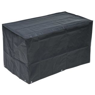 Lumarko Pokrowiec na grill ogrodowy, 120x75x80 cm