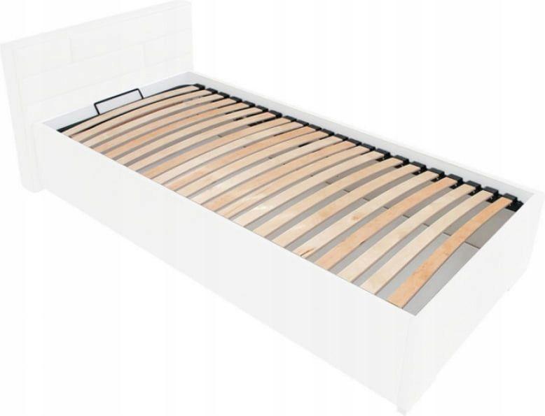 Stelaż Z Pojemnikiem Do łóżka 90x200 Lmbk Brw