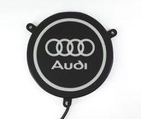 Audi logo LED  podświetlane, wodoodporne