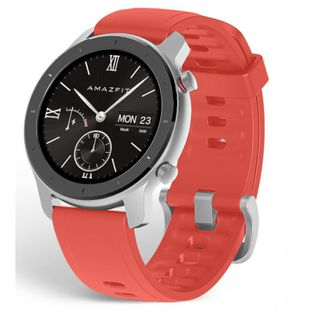 Smartwatch Xiaomi Amazfit GTR 42mm Coral Red A1910