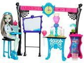 Monster High Laboratorium Frankie Stein